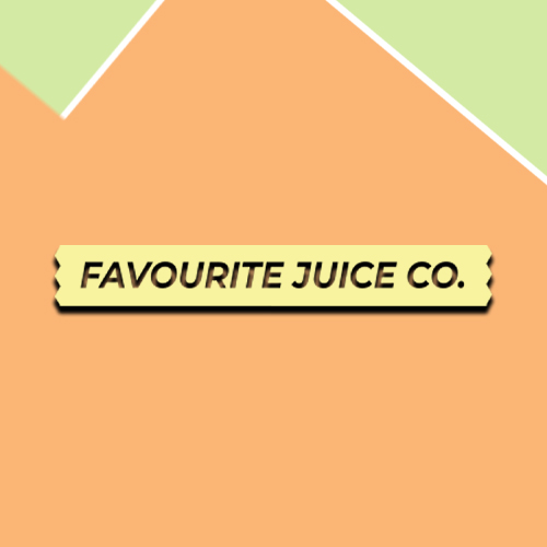 Favourite juice co logo website
